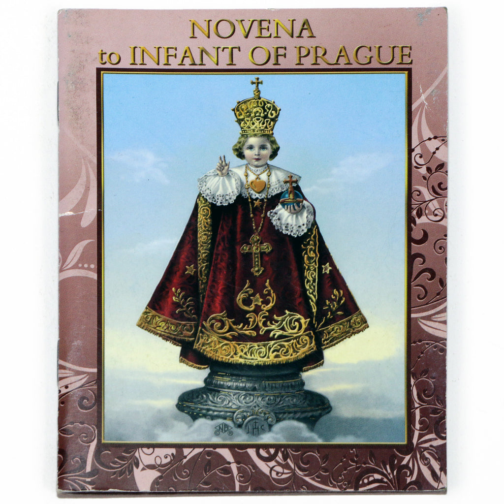 Novena to Infant of Prague (English)