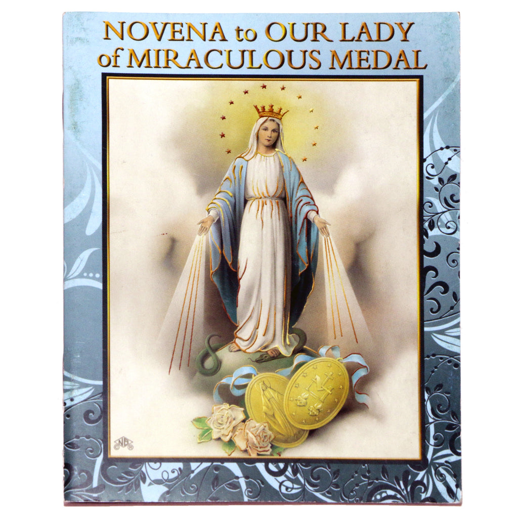 Novena to Our Lady of the Miraculos Medal (English)