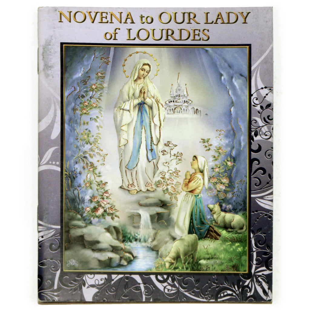 Novena to Our Lady of Lourdes (English)