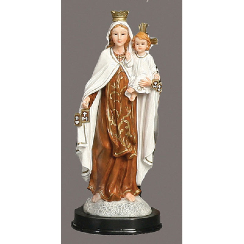 O.L. of Mt. Carmel Statue