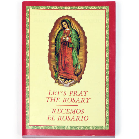 Let's Pray the Rosary Bilingual