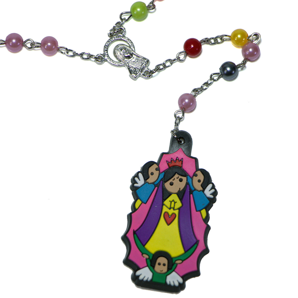 Rosary O.L. of Guadalupe for Children