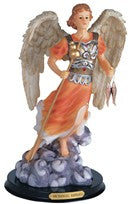 "12"" St. Raphael the Archangel Statue"