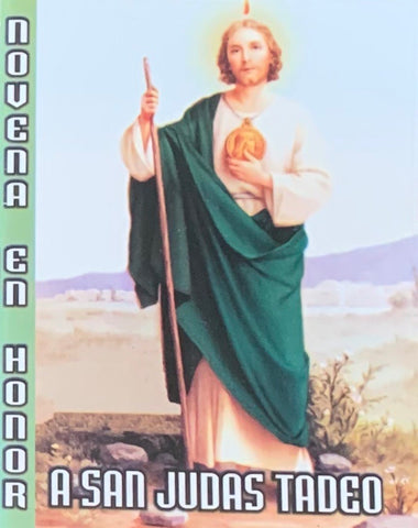 Novena a Honor a San Judas Tadeo