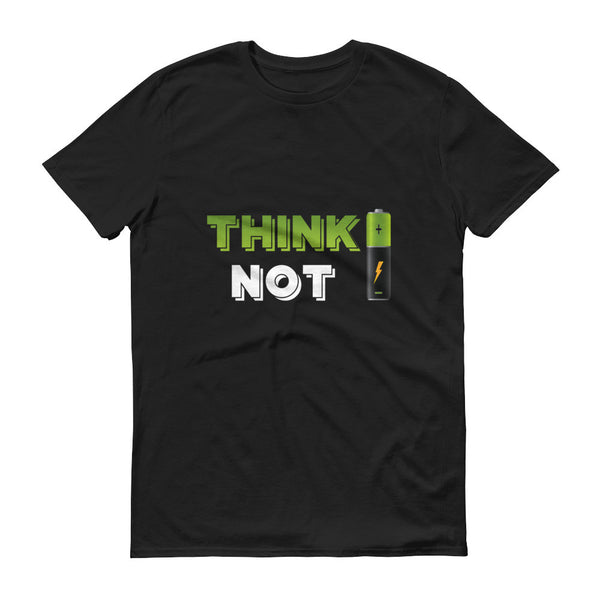 Think Positive - Short sleeve shirt