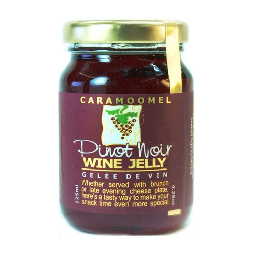 Pinot Noir Wine Jelly - 125ml/4.25oz