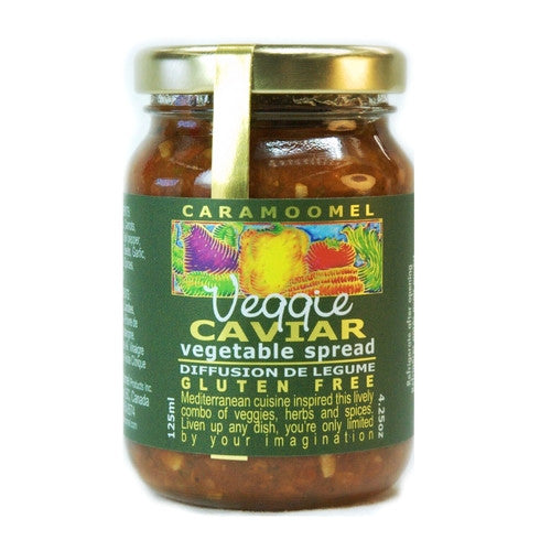 Veggie Caviar - 125ml/4.25oz