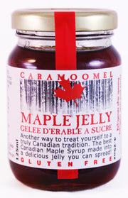 Maple Jelly - 125ml/4.25oz