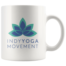 Load image into Gallery viewer, Indy Yoga Movement - 11oz Mug