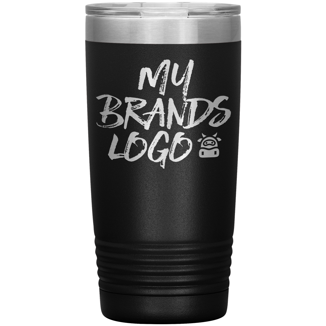 20 Ounce Double-Wall Tumbler