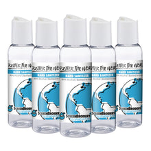 Load image into Gallery viewer, 2 oz. Hand Sanitizer - 5 Pack