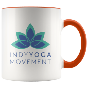 Indy Yoga Movement - 11oz Mug