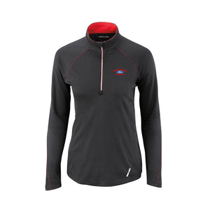 Southworth Ford - Ladies' Radar Quarter-Zip Performance Long-Sleeve Top