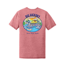 Load image into Gallery viewer, Big Hickory - New Era Tri-Blend Performance Crew Tee