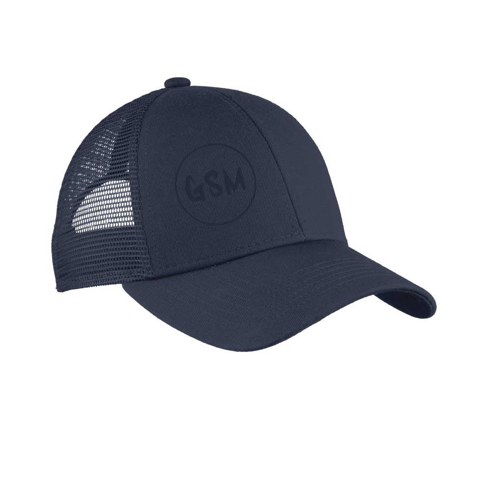 GSM Adjustable Mesh Back Cap - Navy