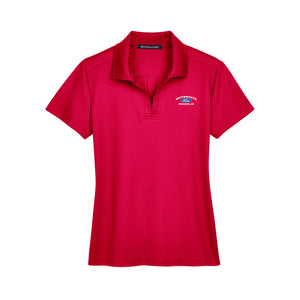Southworth Ford - Devon & Jones CrownLux Performance Ladies' Plaited Polo