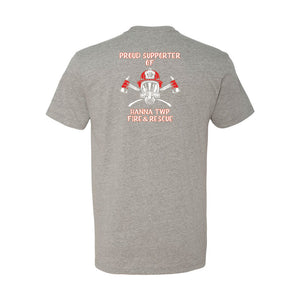 Hanna Twp. Fire & Rescue Unisex Shirt