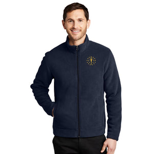 Ultra Warm Brushed Fleece Jacket