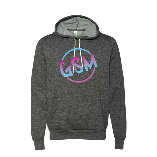GSM Poly-Cotton Fleece Hoodie