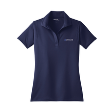 Load image into Gallery viewer, Zinga's - Sport-Tek Ladies Micropique Sport-Wick Polo