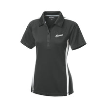 Load image into Gallery viewer, Sport-Tek Ladies PosiCharge Micro-Mesh Colorblock Polo - Culvers