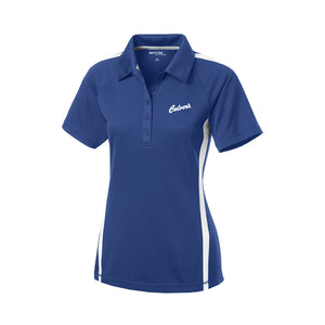 Sport-Tek Ladies PosiCharge Micro-Mesh Colorblock Polo - Culvers