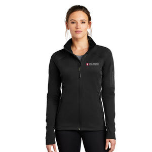 The North Face ® Ladies Mountain Peaks Full-Zip Fleece Jacket - IU