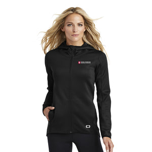 ENDURANCE Ladies Stealth Full-Zip Jacket