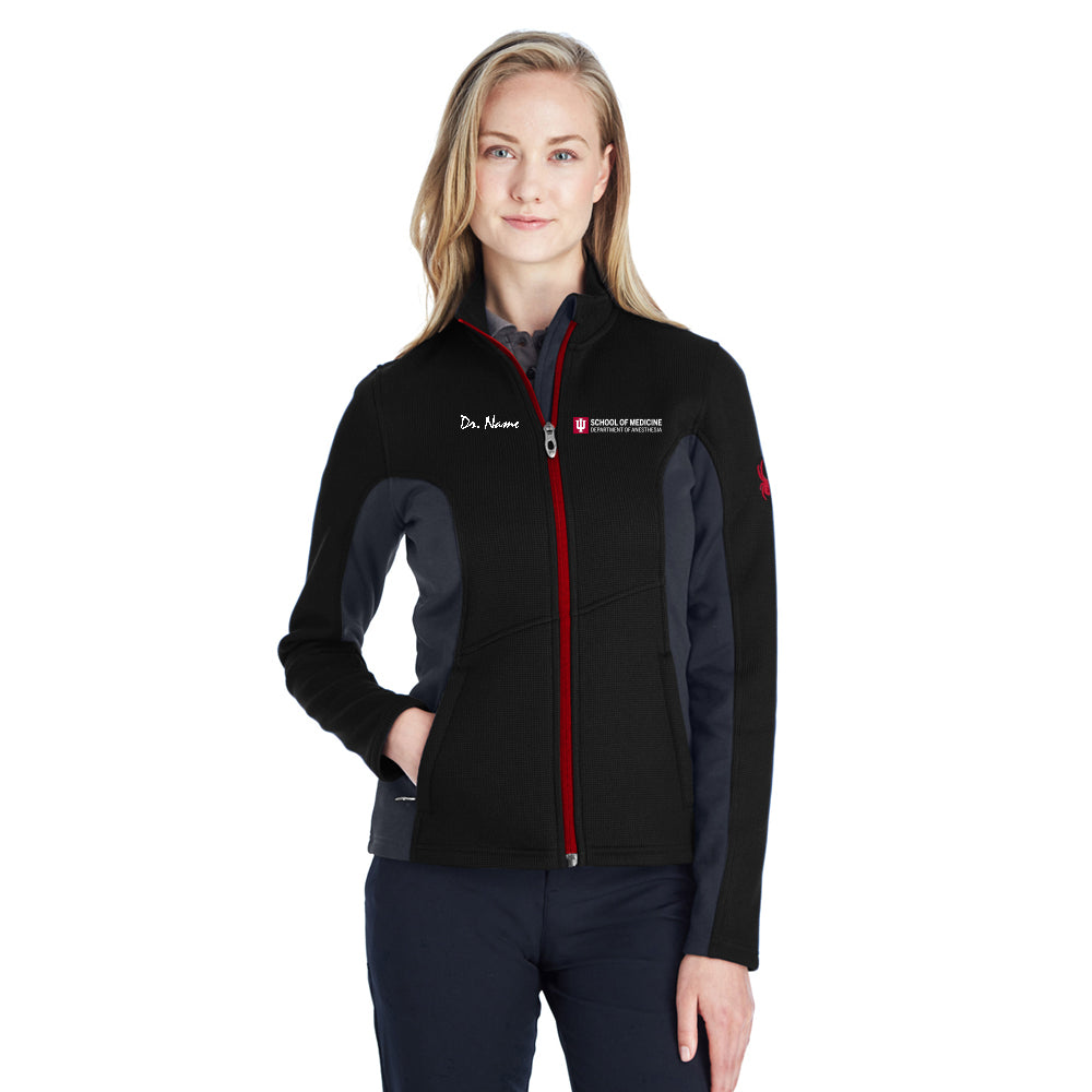 Spyder Ladies' Constant Full-Zip Sweater Fleece Jacket