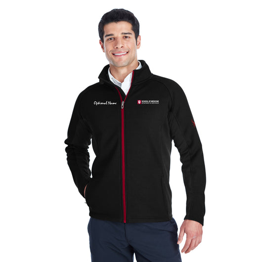 Spyder Mens Constant Full-Zip Sweater Fleece Jacket