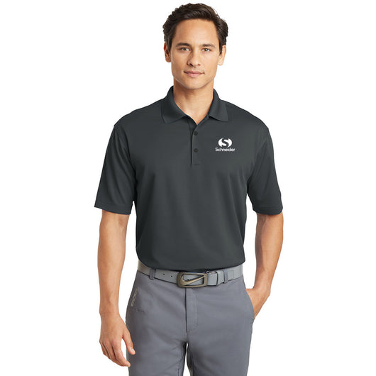 Schneider Nike Golf - Dri-FIT Micro Pique Polo
