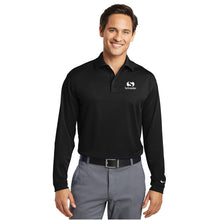 Load image into Gallery viewer, Schneider Nike Golf Long Sleeve Dri-FIT Stretch Tech Polo