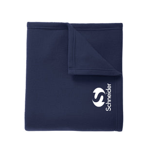 Schneider Port Authority® Core Fleece Blanket