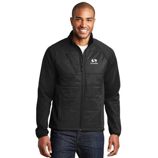 Schneider Port Authority® Hybrid Soft Shell Jacket
