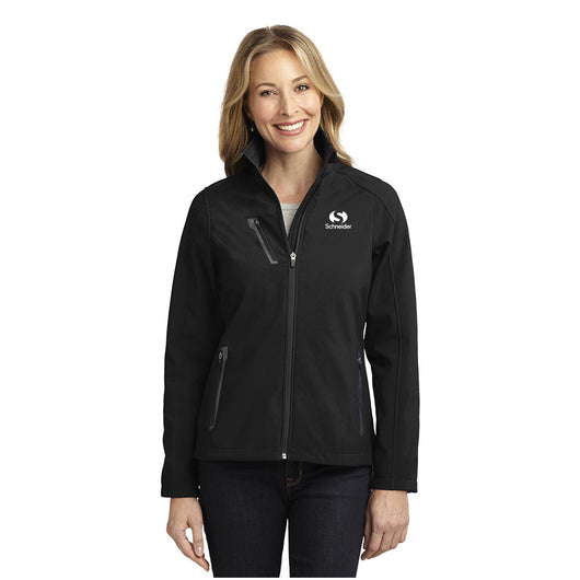 Schneider Port Authority® Ladies Welded Soft Shell Jacket
