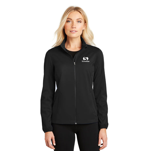Schneider Port Authority® Ladies Active Soft Shell Jacket