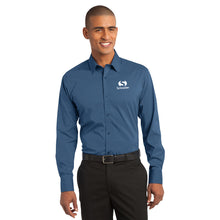 Load image into Gallery viewer, Schneider Port Authority® Stretch Poplin Shirt