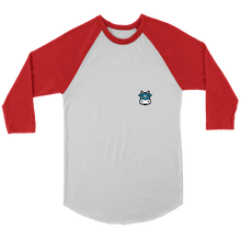 Load image into Gallery viewer, Canvas Unisex 3/4 Raglan Baseball Tee
