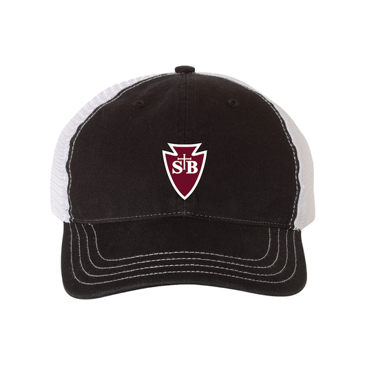 Richardson Adjustable Trucker Cap - St Barnabas