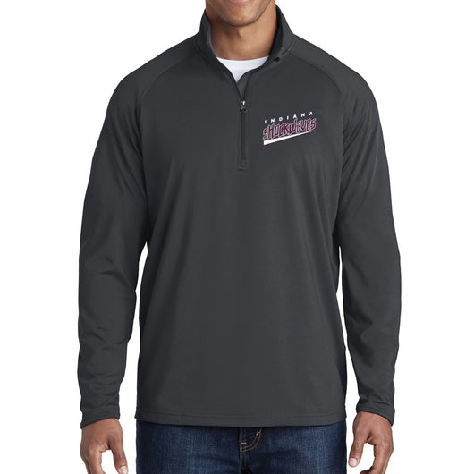 Indiana Shockwaves Sport-Wick® 1/2-Zip