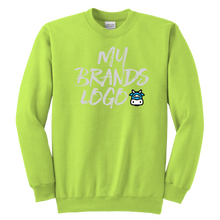Load image into Gallery viewer, Youth Crewneck Sweatshirt