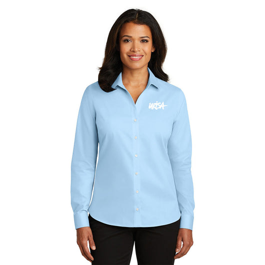 URISA Red House® Ladies Non-Iron Twill Shirt