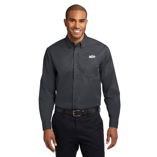 URISA Port Authority® Long Sleeve Easy Care Shirt