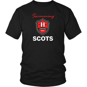 Highland Swimming  Mens Tee