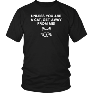 Unless You Are a Cat | Muncie Arf Orders