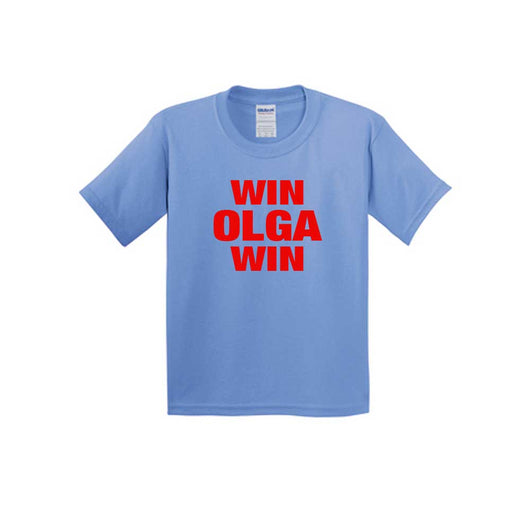 Win Olga Win Tee - Youth