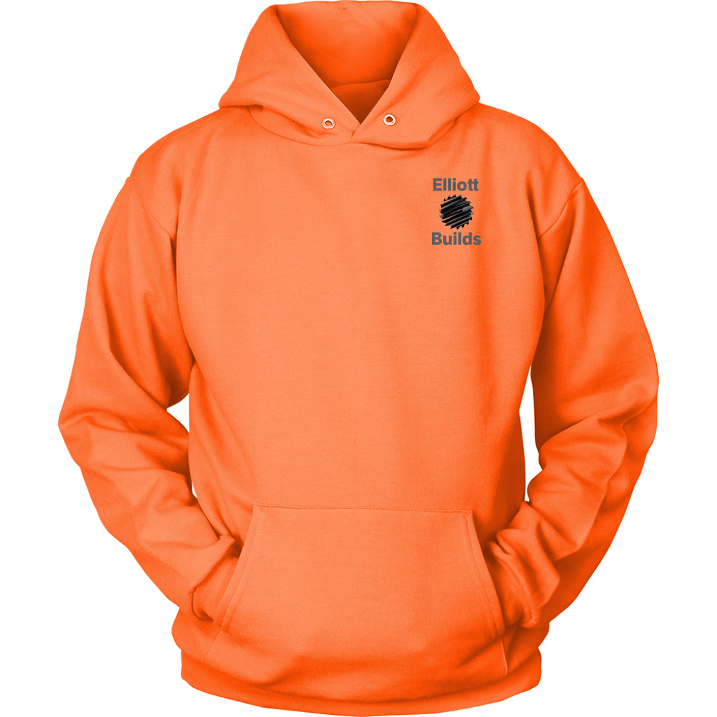Hooded Sweatshirt - Elliott Builds
