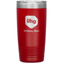 Load image into Gallery viewer, 20 oz IMG Tumbler - Whitney