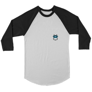 Canvas Unisex 3/4 Raglan Baseball Tee