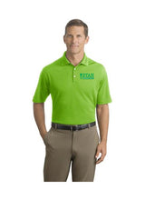 1 - Mens Nike Micro polo - Lime Green